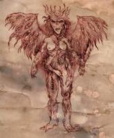 Antaura, The Evil Wind by hawanja