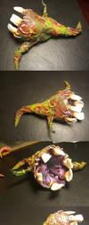 Flesh Flower by hawanja