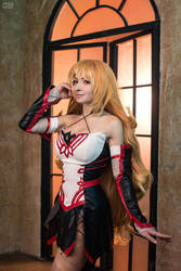 Fractured (Tsundere) Milla Maxwell by KillerChan