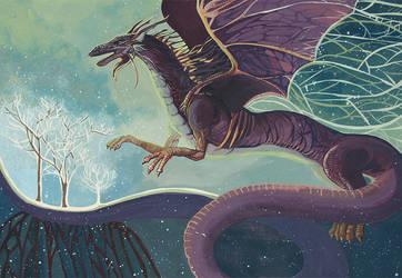 Dragon by yanadhyana