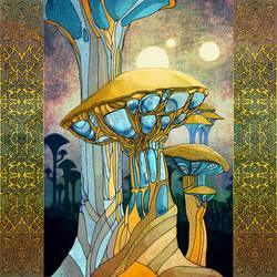 Kingdom of the Three Moons by yanadhyana