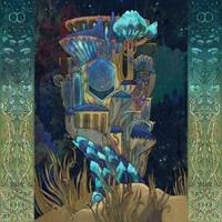 Underwater Kingdom by yanadhyana