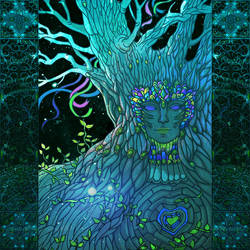 Tree of Life by yanadhyana