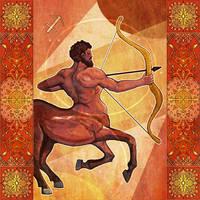 Sagittarius by yanadhyana