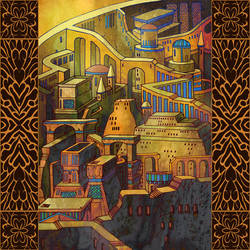 The Lost City by yanadhyana