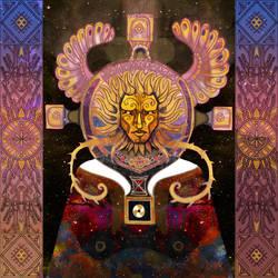 Sun by yanadhyana