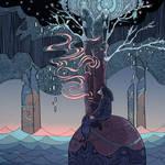 Spirits of Rain by yanadhyana
