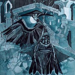 Black Ravens by yanadhyana