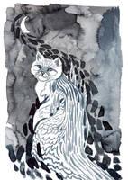 Catvember: The Way by yanadhyana