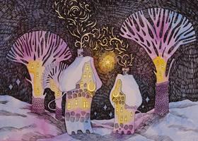 Winter Song by yanadhyana