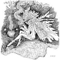 Magic Cauldron by yanadhyana