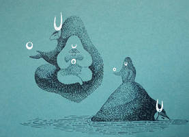 Silence by yanadhyana