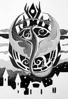 Inktober: Dragon by yanadhyana