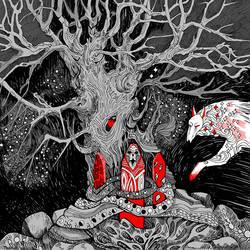 Wolf Wind by yanadhyana
