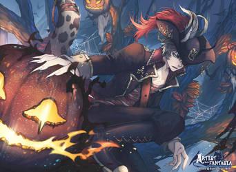 AF : Shadow Trick by Darkavey
