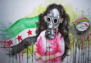 syrian children need us! by TariWonka