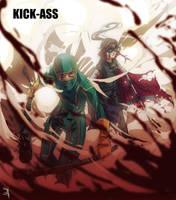 Kick-Ass by ELJolly