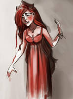 Carrie White by didouchafik