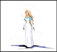 The Swan princess by didouchafik