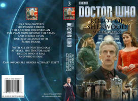 Doctor Who - Robot of Sherwood by DrWho50thAnniversary