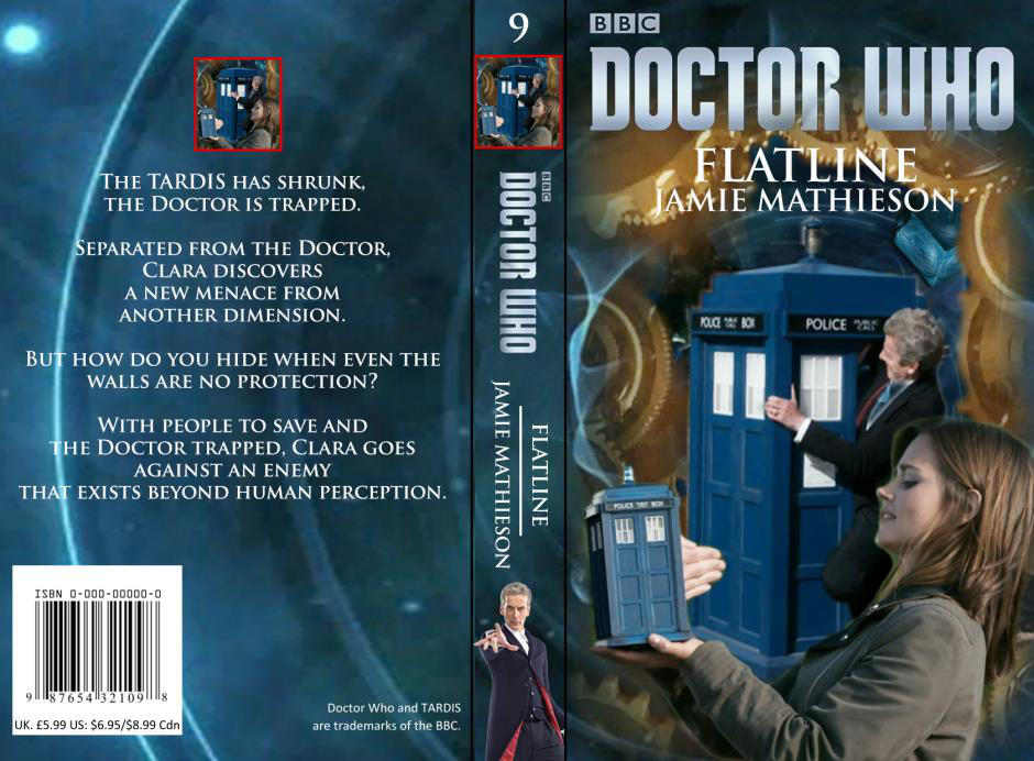 Doctor Who - Flatline by DrWho50thAnniversary