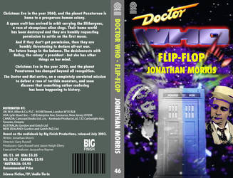 Doctor Who - Flip-Flop by DrWho50thAnniversary