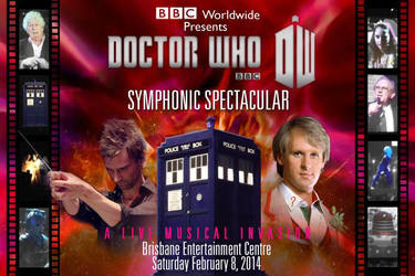 Doctor Who - Symphonic Spectacular 2014 by DrWho50thAnniversary