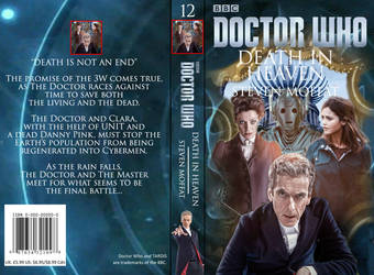 Doctor Who - Death In Heaven by DrWho50thAnniversary