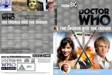 38. Doctor Who - The Church and the Crown by DrWho50thAnniversary