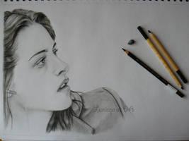 Bella Swan Edward Cullen WIP by Lunicqa