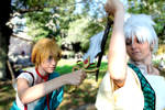 Swordplay by Lexine90