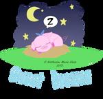'Sweet Dreams, Mitzy Pig' - Original Print 4 Sale by GamerGalKat