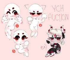 YCH auction (closed) by YumiJin