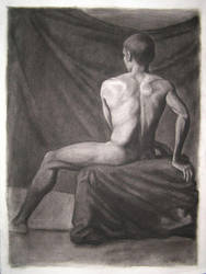 Figure Drawing. by bellsandy