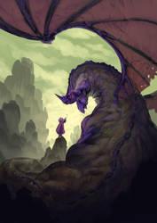 A strange meeting by DoganOztel