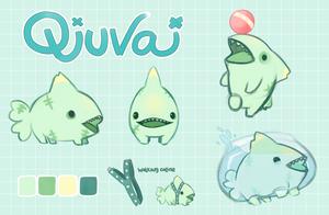 [P] Sharkie: Qiuvai by MMXII