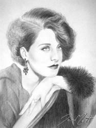 Norma Shearer by JenMH