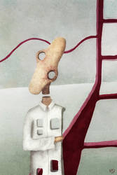 Peronality 006 - Psychoanalyst by irbis