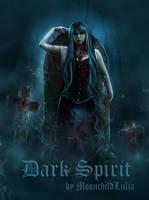 Dark Spirit by moonchild-ljilja