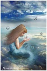Sky Dream by moonchild-ljilja