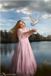 Fly my bird... by moonchild-ljilja