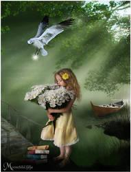 My magic  world... by moonchild-ljilja