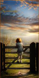 Magic sunset by moonchild-ljilja