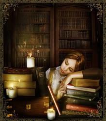 Fairy dream by moonchild-ljilja