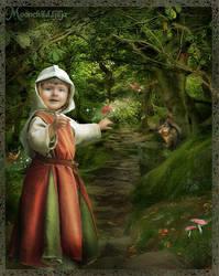 Magic wood by moonchild-ljilja