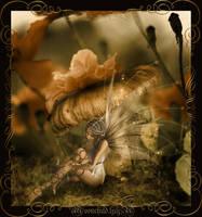 Little fairy by moonchild-ljilja