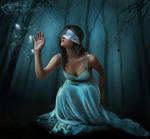 Night fairies... by moonchild-ljilja