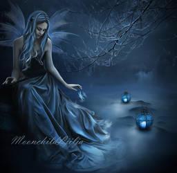 Water fairy... by moonchild-ljilja