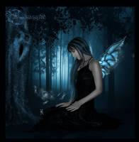 Wood fairy... by moonchild-ljilja