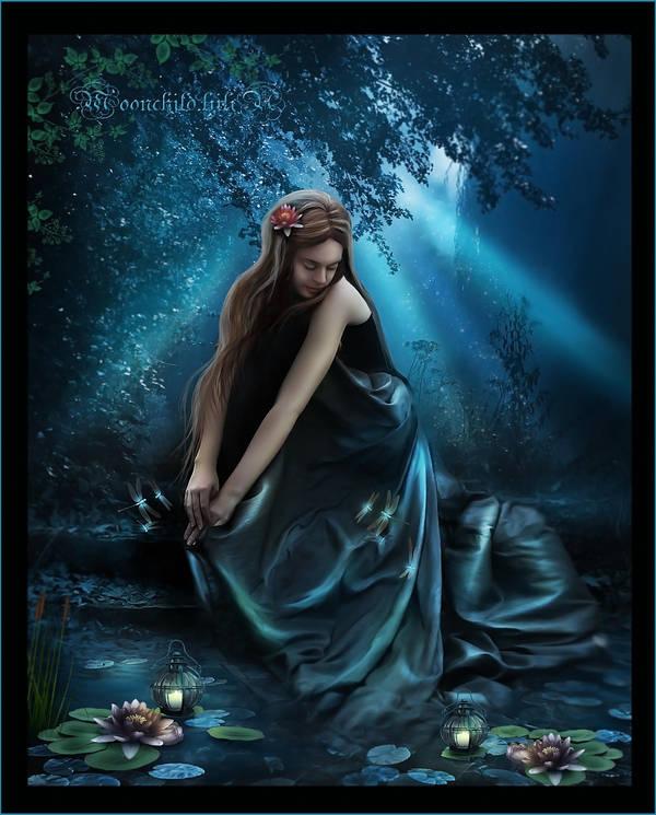 Waterlilies... by moonchild-ljilja